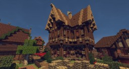Schematic - Medieval Family House Minecraft Map & Project