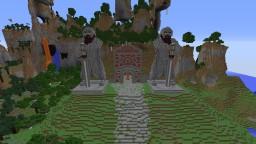 Dwarven city Minecraft Project
