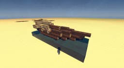 Schematic - Smaill Sailboat Minecraft Project
