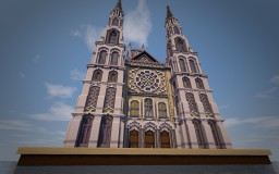 Cathedral of Naporia Minecraft