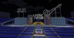 Wrestlemania 33 Camping World Stadium Minecraft Map & Project
