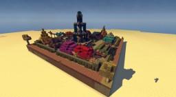 Schematic - Medieval Marketplace Minecraft