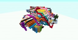 "The Best ""All In One Room"" [w/ 20 REDSTONE CONTRAPTIONS!](Compact)[.Zip] Minecraft"