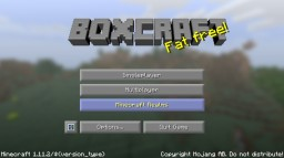 BOX CRAFT AK Minecraft Texture Pack