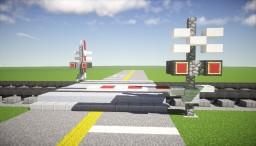 Railroad Crossing Minecraft Project