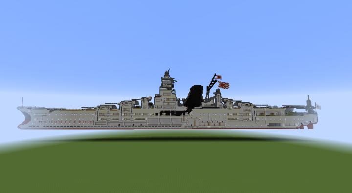 Battleship Craft Yamato Gameplay