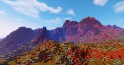 Medora Minecraft Map & Project