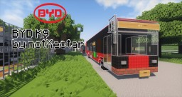 BYD K9 Minecraft Map & Project