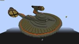 U.S.S. Franklin (NX-326) Minecraft