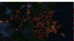 Medieval City Project Minecraft Map & Project