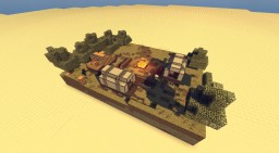 Schematic - Small Medieval Spawn Minecraft Map & Project
