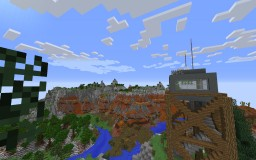 Lost Adventure Beta Minecraft Map & Project