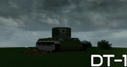 DT-1 (Duplo-Tank 1) Minecraft Map & Project