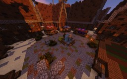 Medieval market (free use) Minecraft Project