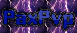 PaxPvp Minecraft Server