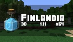 [1.11] Finlandia  [x64]  (3D Models) Minecraft