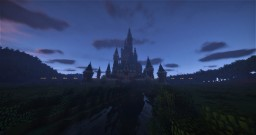 Disney Castle Intro + Video Minecraft Project