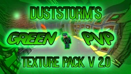 DustStorm's Green PvP Texture Pack 2.0 (1.8) (32x32)