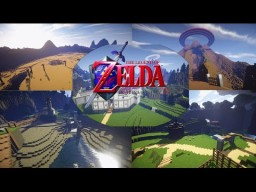 Zelda Ambience Music Mod 1.11.2 // 1.10.2 Minecraft Map & Project