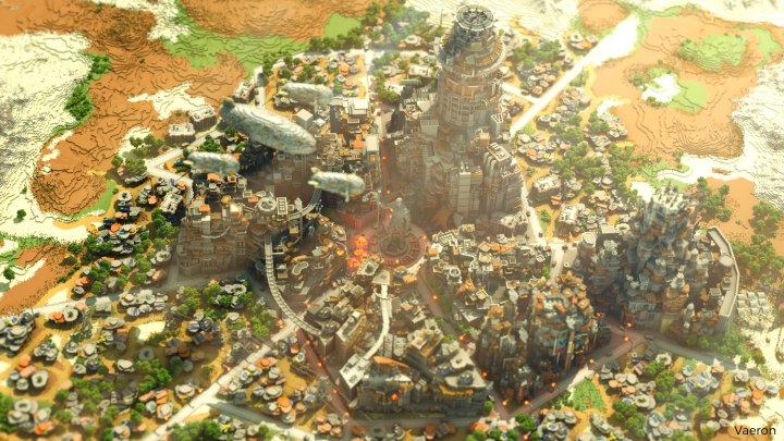 Render by Droolie