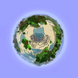 It's a Small World After All [Blog Contest Entry - 20th Place!] Minecraft