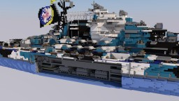 engine of battleship Minecraft Project