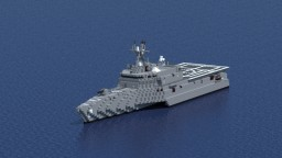 USS Independence (LCS-2) 1:1 scale