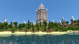 Brick Tower Minecraft Map & Project