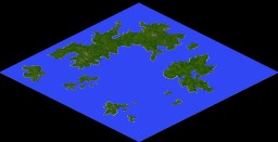 10k tropical archipelago (commission) Minecraft Project