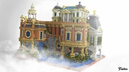 Whiterock Palace [Download] Minecraft Project