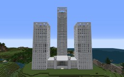 Beijing Yintai Centre Minecraft Map & Project