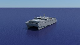 USNS Spearhead (T-EPF-1) 1:1 scale