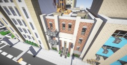 """""""rose heights"""" 1950's apartment in Ashfieldcentral (Greenfield) Minecraft Project"""