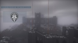 College of Winterhold |Skyrim Replica| Minecraft Project