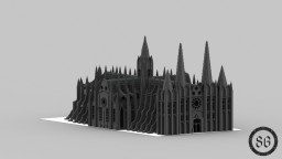 Cathedral by Superna Gates + Download !! !! !! Minecraft Project