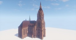 Medieval Cathedral [Conquest Reforged] Minecraft