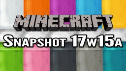 Minecraft Snapshot 17w15a | COLOURED BEDS!