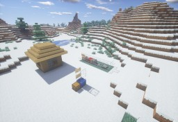 SemVister's 😎 Smallest Redstone House Minecraft Map & Project