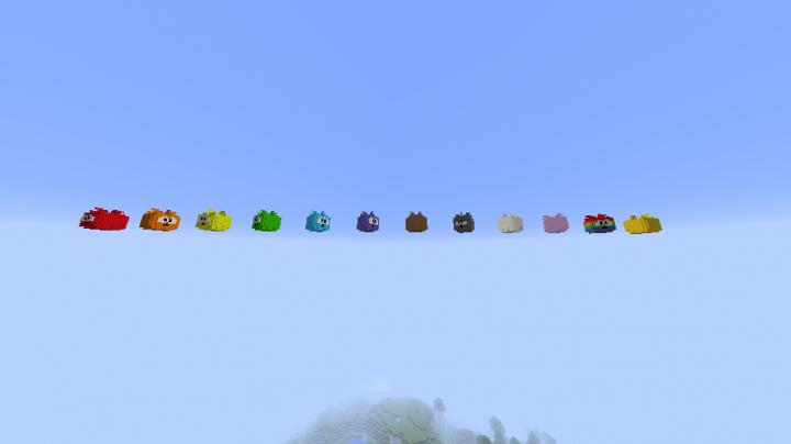 All Puffles