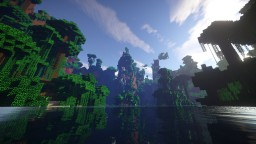 Lost World Minecraft Map & Project