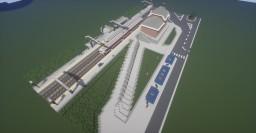 Willebroek Train Station Minecraft Project