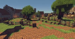 From Void To A Medieval Kingdom Minecraft Map & Project