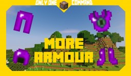 More Armour | Command Block Creation Minecraft Map & Project