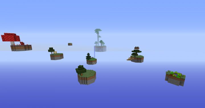 Skyblock Map Minecraft Project - Coole maps fur minecraft 1 10 2