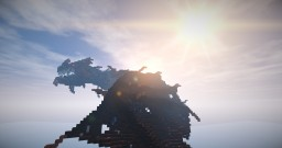Lytos - Horntail dragon Minecraft Project