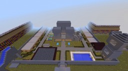 little village (newest update in our CITY) Minecraft