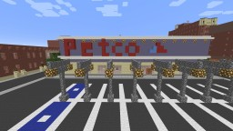 Periltse City - Petco Minecraft Map & Project