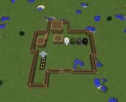 War Camp V1.0 Minecraft Map & Project