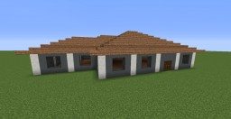 Realistic House Minecraft Project