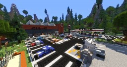 Pvp Map - The Parking Minecraft Map & Project